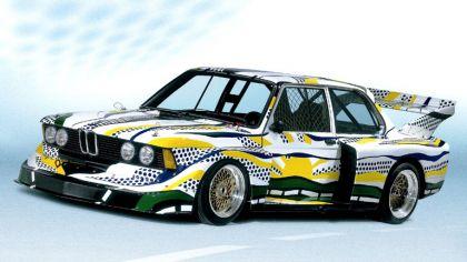1977 BMW 320i ( E21 ) Turbo Group 5 Art Car by Roy Lichtenstein 3