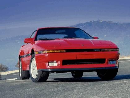 1987 Toyota Supra ( MA70 ) 3.0 Turbo sport roof - USA version 2