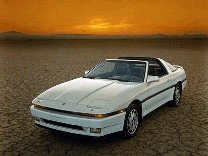 1987 Toyota Supra ( MA70 ) 3.0 Turbo sport roof - USA version 5