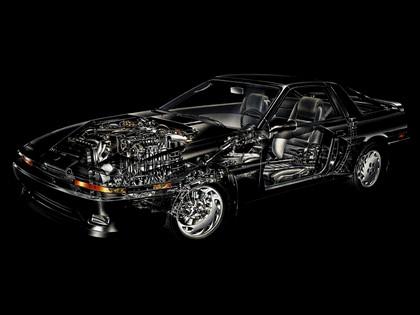 1987 Toyota Supra ( MA70 ) 3.0 Turbo sport roof - USA version 10