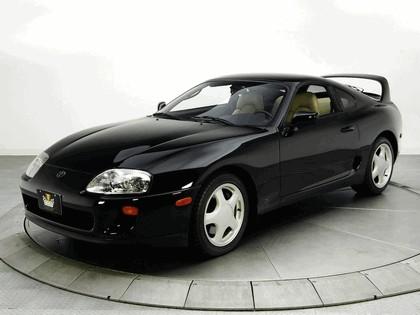 1993 Toyota Supra targa ( A80 ) 2