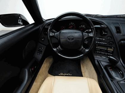 1993 Toyota Supra targa ( A80 ) 10