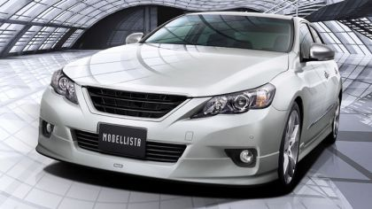 2009 Toyota Mark-X by Modellista 4