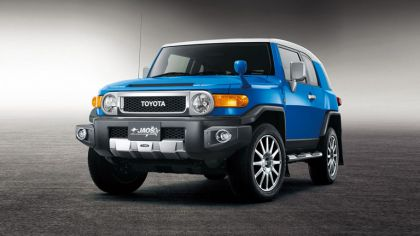 2011 Toyota FJ Cruiser JAOS Selected by Modellista 6
