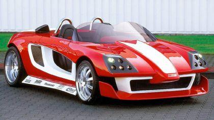 2011 Toyota TTR Street Affair concept 1