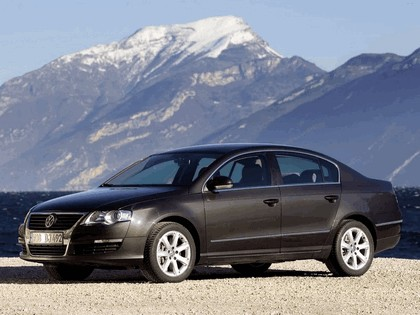 2006 Volkswagen Passat V6 FSI 4MOTION 5