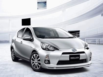 2012 Toyota Aqua by Modellista 2
