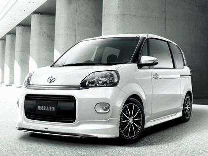 2012 Toyota Porte by Modellista 2
