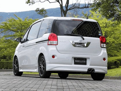 2012 Toyota Porte by Modellista 5