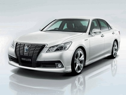 2013 Toyota Crown ( S210 ) Royal by Modellista 1