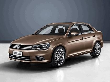 2012 Volkswagen Bora - China version 1