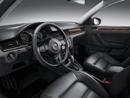 2012 Volkswagen Bora - China version 5