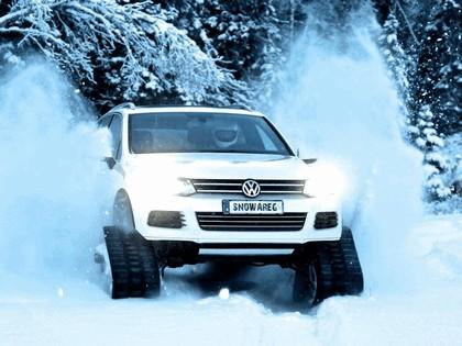 2012 Volkswagen Snowareg ( based on Volkswagen Touareg V8 TDI ) 2
