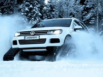 2012 Volkswagen Snowareg ( based on Volkswagen Touareg V8 TDI ) 3