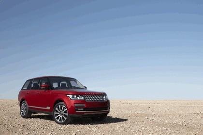 2013 Land Rover Range Rover - Morocco 1