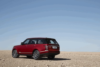 2013 Land Rover Range Rover - Morocco 3
