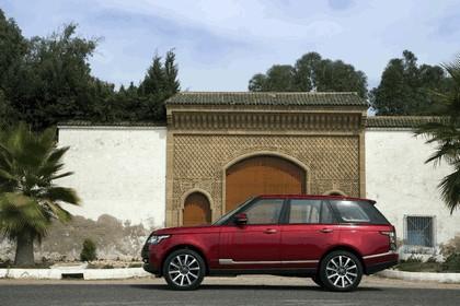 2013 Land Rover Range Rover - Morocco 6