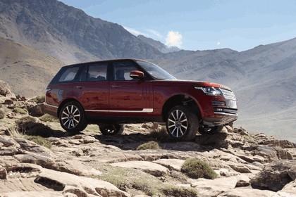 2013 Land Rover Range Rover - Morocco 10