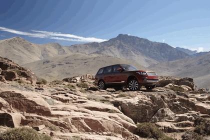 2013 Land Rover Range Rover - Morocco 11