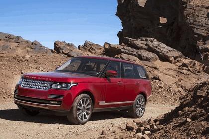 2013 Land Rover Range Rover - Morocco 12