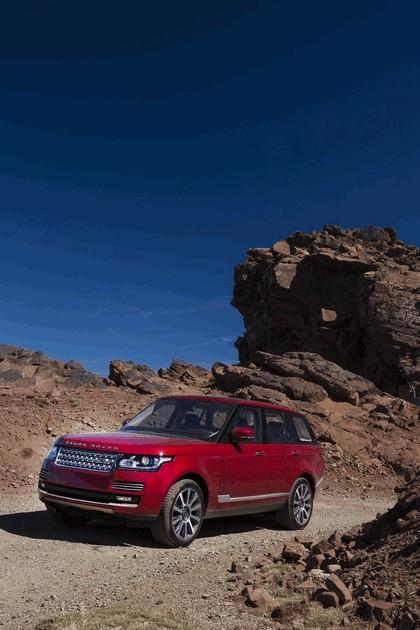 2013 Land Rover Range Rover - Morocco 13