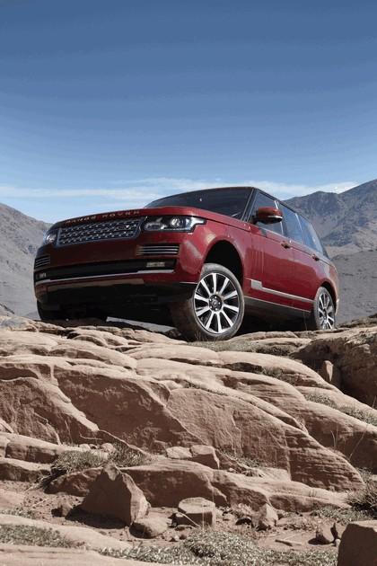 2013 Land Rover Range Rover - Morocco 14