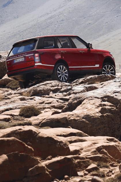 2013 Land Rover Range Rover - Morocco 15