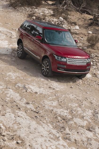 2013 Land Rover Range Rover - Morocco 17