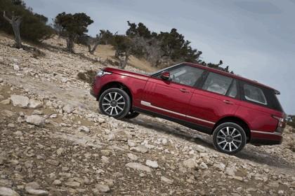 2013 Land Rover Range Rover - Morocco 18
