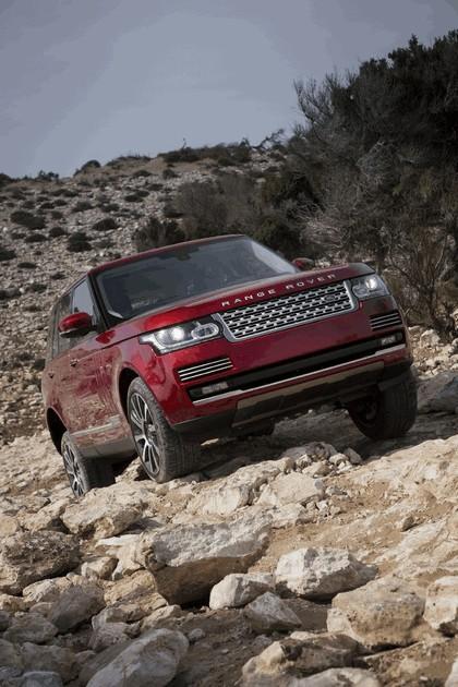 2013 Land Rover Range Rover - Morocco 20