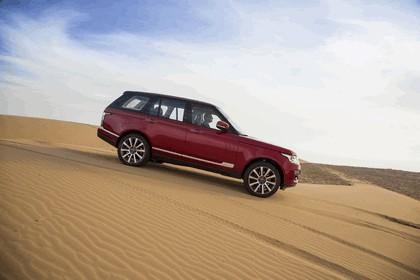 2013 Land Rover Range Rover - Morocco 29