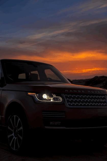 2013 Land Rover Range Rover - Morocco 33