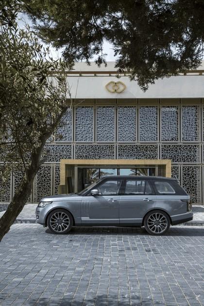 2013 Land Rover Range Rover - Morocco 37