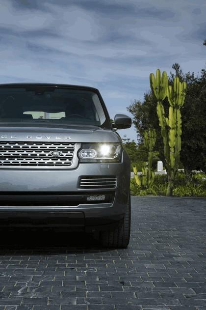 2013 Land Rover Range Rover - Morocco 39