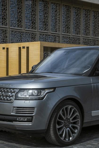 2013 Land Rover Range Rover - Morocco 40