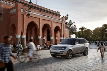 2013 Land Rover Range Rover - Morocco 44