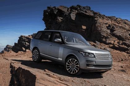 2013 Land Rover Range Rover - Morocco 47