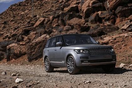 2013 Land Rover Range Rover - Morocco 49