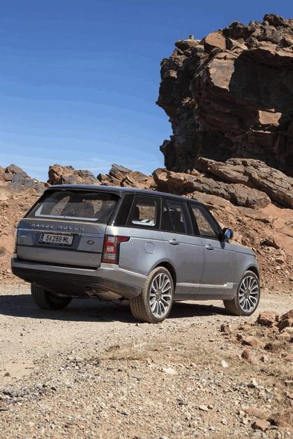 2013 Land Rover Range Rover - Morocco 51