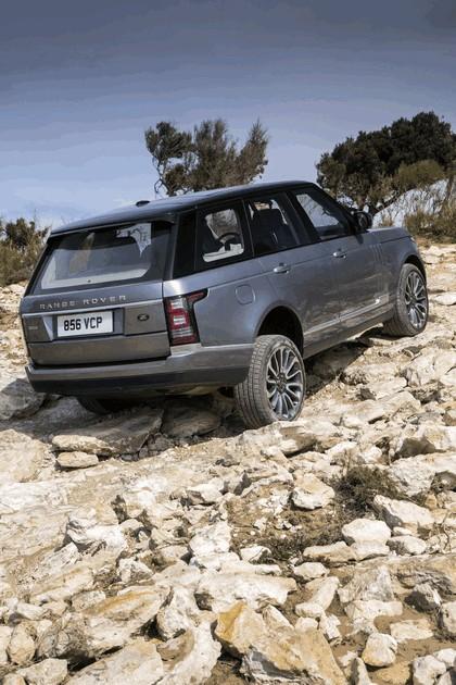 2013 Land Rover Range Rover - Morocco 54