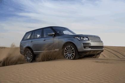 2013 Land Rover Range Rover - Morocco 62