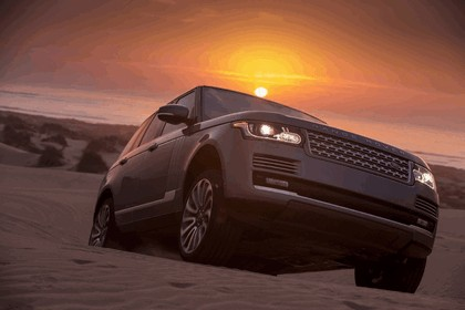 2013 Land Rover Range Rover - Morocco 65