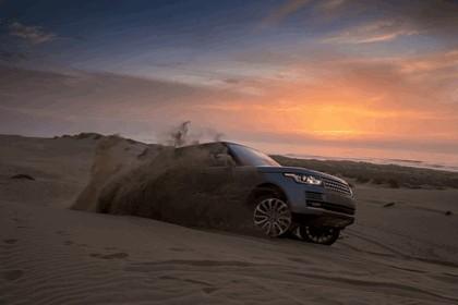 2013 Land Rover Range Rover - Morocco 66
