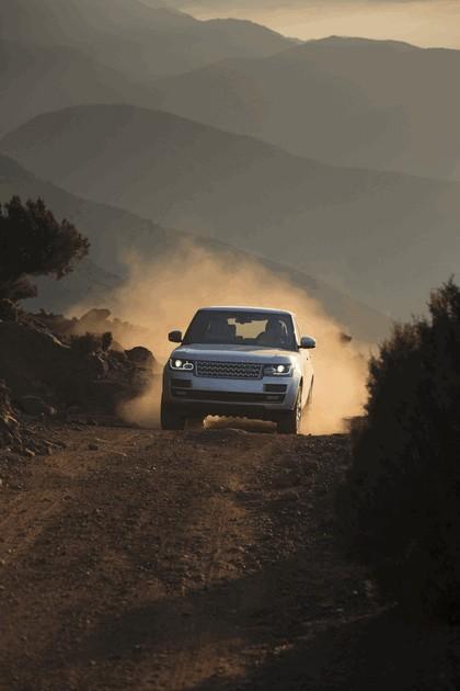 2013 Land Rover Range Rover - Morocco 78