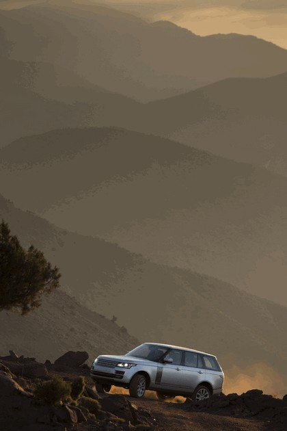2013 Land Rover Range Rover - Morocco 79