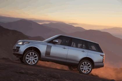 2013 Land Rover Range Rover - Morocco 81