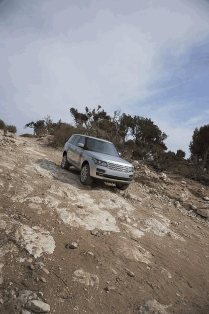 2013 Land Rover Range Rover - Morocco 82
