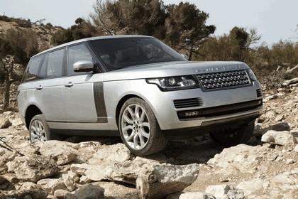 2013 Land Rover Range Rover - Morocco 85