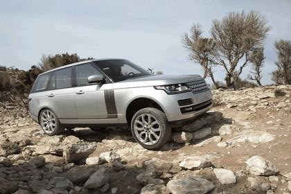 2013 Land Rover Range Rover - Morocco 86