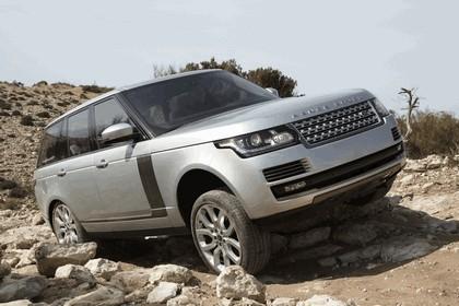 2013 Land Rover Range Rover - Morocco 87